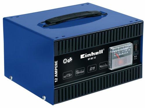 Einhell BT-BC 12 Batterie-Ladegerät