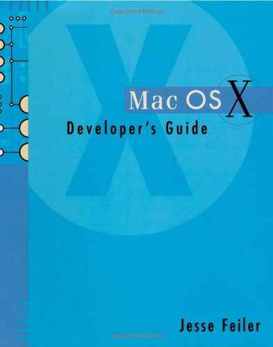 Mac OSX Developer Guide