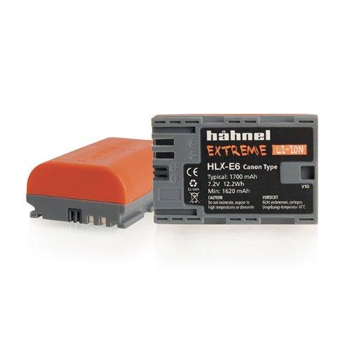 hähnel Extreme Li-Ion HLX-E6 Battery for Canon Digital Cameras