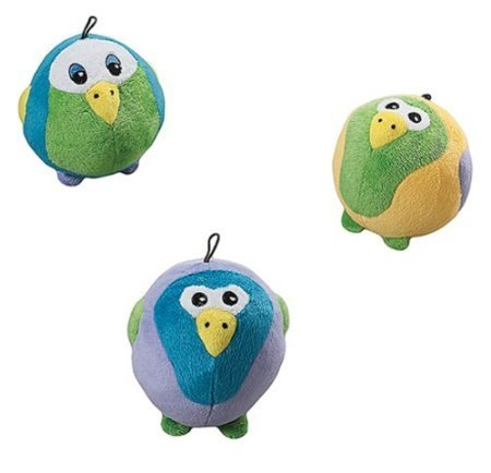 spot-ethical-tropical-butterballs-4in-dog-toy-assorted-colors-by-spot-ethical-products