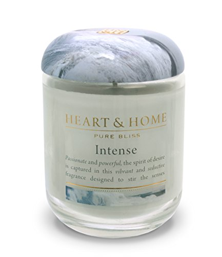 Heart & Home Large Glass Intense Candle