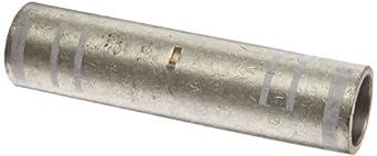 Morris Products 94542 Long Barrel Compression Splice, Copper, 1000mcm Wire Range