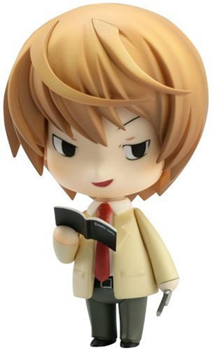 Nendoroid: 12 Death Note Light Yagami PVC Figure