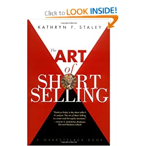 <code>Kathryn F. Staley</code> &#8221; /></a></p> <p><em>I believe that Short Sellers do better analysis than buyers. The world is biased against them, they're the market policemen, it's not in the country's best interest for short sellers to go away. Short Sellers are more patriotic than the CNBC Perma Bulls.</em> Seth Klarman from an interview with Jason Zweig 5/18/2010</p> <p>The above quote from one of the greatest investors in history, explains why short sellers are some of the best investors out there. Short sellers( the good ones) do such extensive analysis on companies that they are able to see fraud, or even just troubles brewing before long only investors. Klarman also defends short sellers against the populist argument that they are somehow &#8220;unpatriotic&#8221;.</p> <p>Klarman&#8217;s thoughts are detailed in the latest book that I have read , <a href=