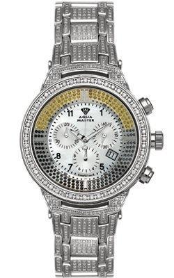 AQUA MASTER 0113MVW7ZMZ - Reloj para hombres