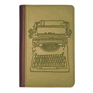 Verso Kindle Cover, Typewriter by Molly Rausch
