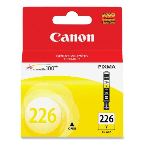 Canon 4549B001 CLI-226 Ink Tank (Yellow)