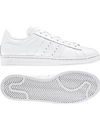 Adidas - Campus Ii Mens Shoes In Running White/Running White/Running White, Size: 7.5 D(M) US Mens, Color: Running White/Running White/Running White