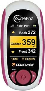CELESTRON Coursepro telemetre golf avec gps