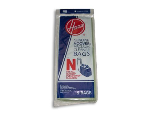 Hoover Type N Bag (5-Pack), 4010038N front-237765