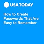 How to Create Passwords That Are Easy to Remember | Kim Komando