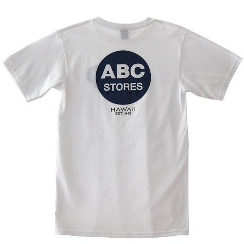 【ABCストア】HAWAIIバージョン Tシャツ (カラー:ホワイト)