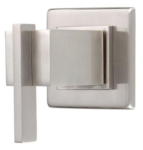 Danze D560844BN Sirius Single Handle 4 Port Shower Diverter With Trim  Brushed Nickel