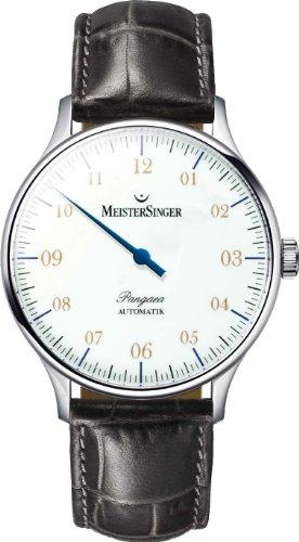 MeisterSinger Pangea Reloj unisex Diseño Clásico