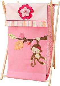 Kids Line Hamper, Miss Monkey