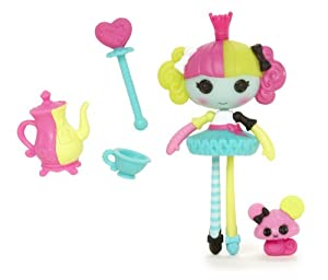 Lalaloopsy Mini Lala Oopsie Princess Saffron Doll
