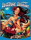 Hawaii Calendar Deluxe Wicked Wahine 2013
