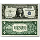 Series 1935 $1 Silver Certificate Blue Seal Old Rare US Paper Money!