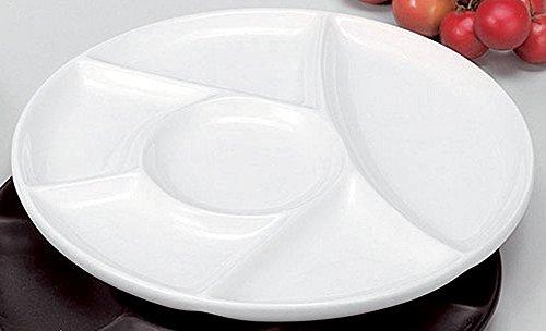 67327 Fondüteller blanc