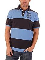 Clk Polo (Azul / Lavanda)
