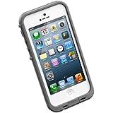 LifeProof fré, wassedichtes Schutzhülle für Apple iPhone 5C weiß/grau