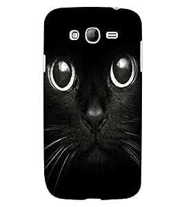 ColourCraft Cute Cat Design Back Case Cover for SAMSUNG GALAXY GRAND NEO PLUS I9060I