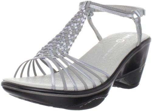 Rev Jambu Women's Acapulco T-Strap Sandal