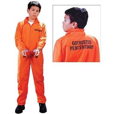 Kid's Prisoner Costume