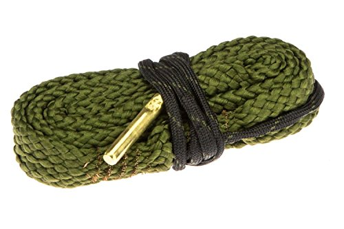 LVLING 9mm Gun Bore Snake Cleaner Kits for Pistol and Rifle 9mm .357 .380 .38 Cal (Ithaca Model 37 Barrel compare prices)