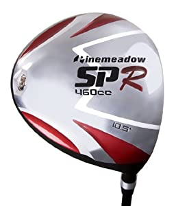 Pinemeadow SPR Driver (Right-Handed, Graphite, Regular, 10.5-Degrees)