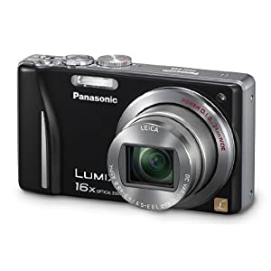 Panasonic Lumix 14.1 MP Digital Camera with 16x Wide Angle Optical Image Stabilized Zoom and 3.0-Inch LCD