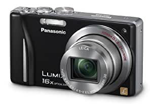 Panasonic Lumix DMC-ZS8 14.1 MP Digital Camera with 16x Wide Angle Optical Image Stabilized Zoom and 3.0-Inch LCD (Black) (OLD MODEL)