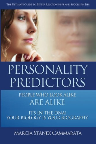 Personality Predictors: Your Ultimate Guide to Better Relationships and Success in Life (Black & White version)