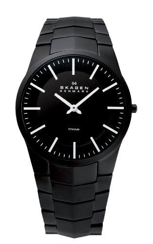 SKAGEN (スカーゲン) 腕時計 link titanium mens 694XLTMXB メンズ [正規輸入品]