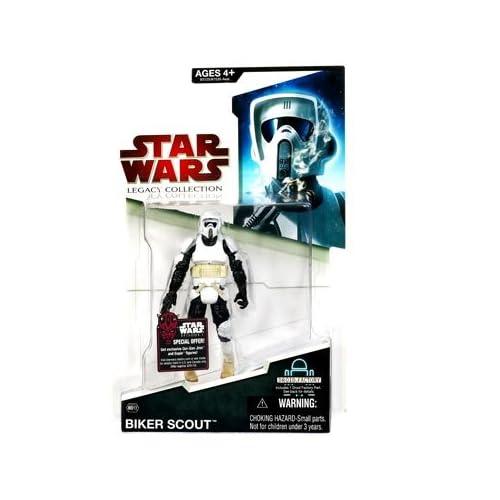 Star Wars Legacy Collection Biker Scout BD12 günstig online kaufen