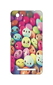 Designer Printed Case and cover for gionee f103 pro