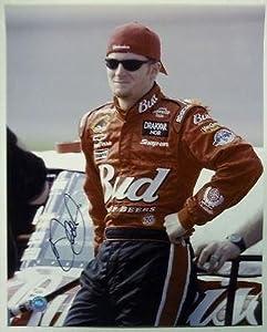 Autographed Dale Earnhardt Jr. Picture - BUDWEISER 16x20 K45298 - JSA Certified -... by Sports Memorabilia