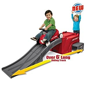 Radio Flyer 500R EZ Store Race Track by Radio Flyer