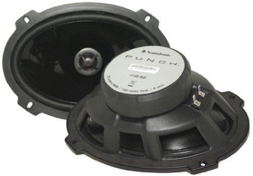 "New Rockford Fosgate 6X9"" 2-Way Car Stereo Speakers"