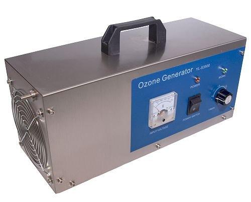Ozon Generator 3500 mg/h, Profigerät
