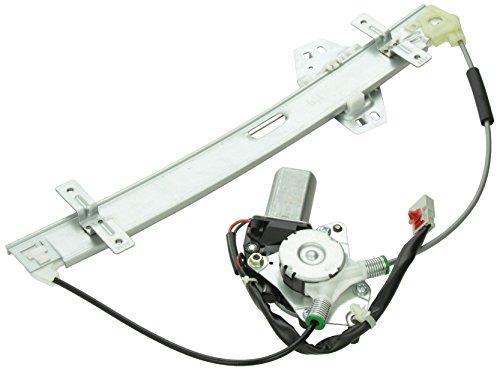 Dorman 741-300 Honda Civic Front Driver Side Power Window Regulator with Motor