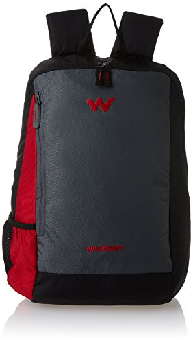 Wildcraft Nylon 20liters Red Backpack