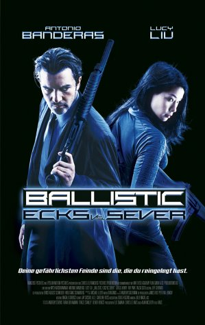 Ballistic: Ecks vs. Sever [VHS]