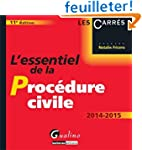 L'essentiel de la proc�dure civile 20...