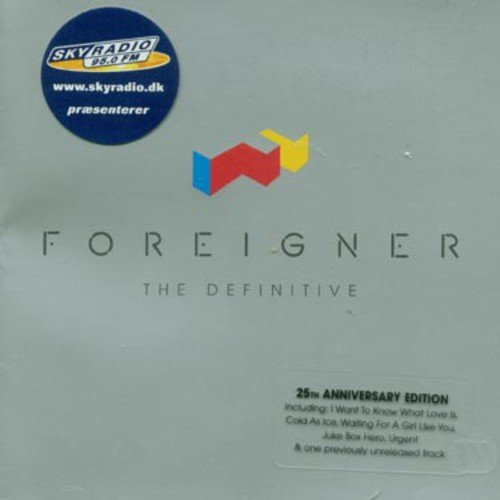 The Definitive Foreigner