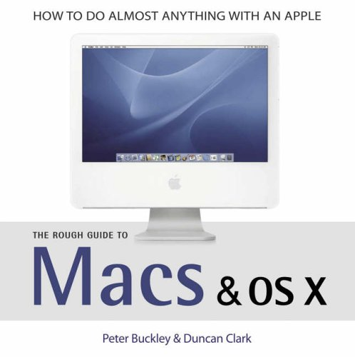Rough Guide Macs And Os X