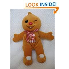Gingerbread Baby Plush