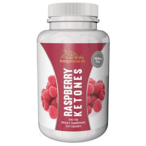 Why MangaNaturals? Our Raspberry Ketones 500mg Extract is specially formulated so that at 2 capsules per day, one bottle will last a full 60 days. Our Raspberry Ketones is among the leading products that effectively delivers the dosages used in leadi...