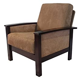 Target - Milano Espresso and Mocha Chair - $15 off $125+