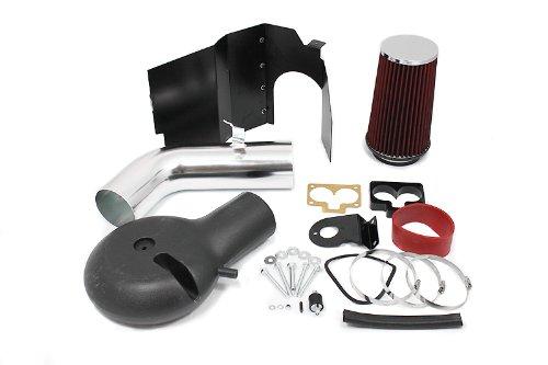 97 98 Dodge Dakota / 98 99 00 01 02 03 Durango V8 5.2L / 5.9L Heat Shield Intake Red (Included Air Filter) #Hi-Dg-1R